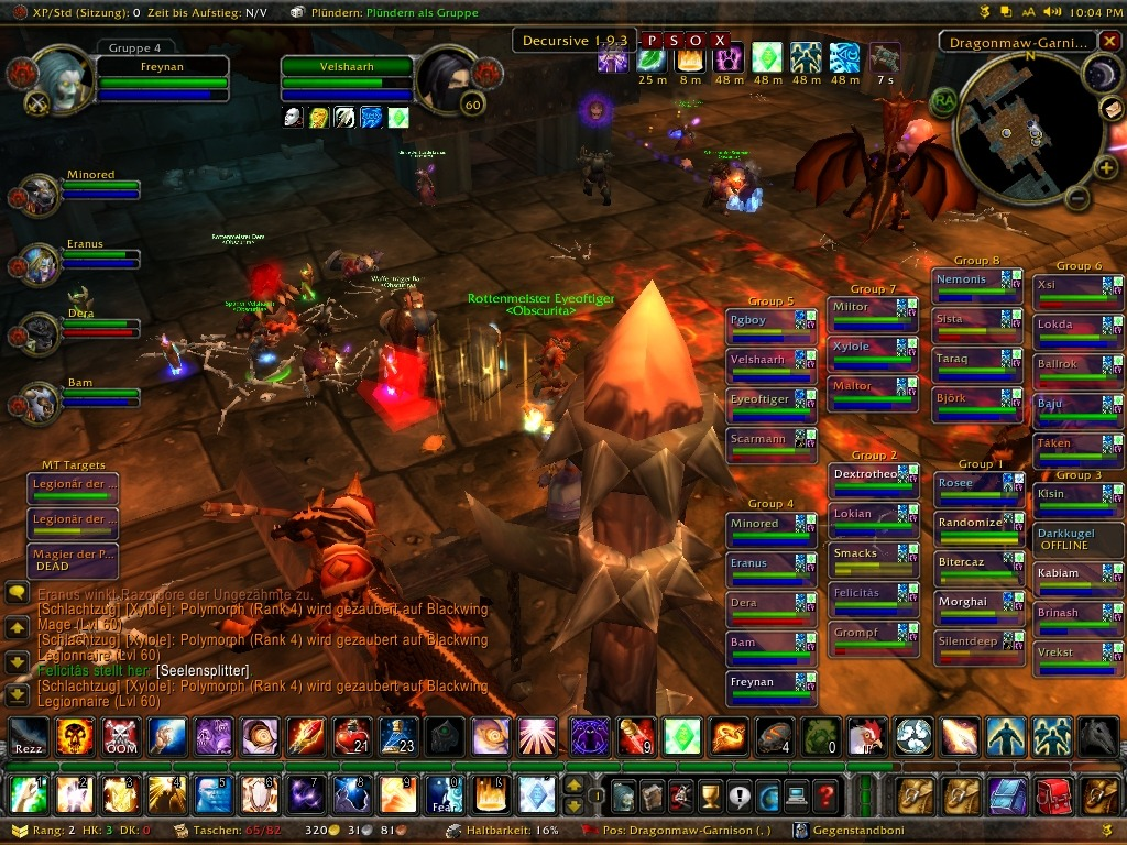 how to add addons to wow private server