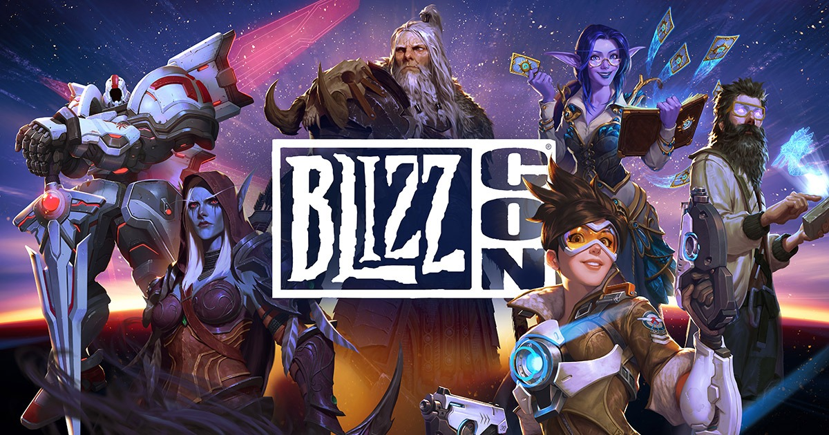BlizzCon-2019-Poster