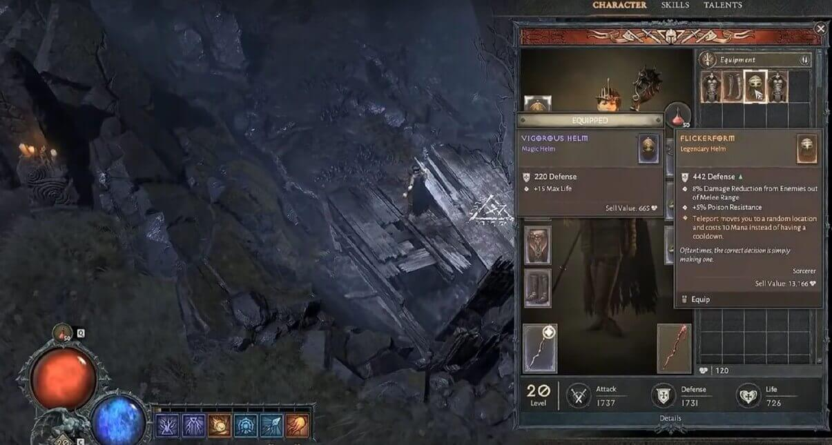 Diablo 4 Items